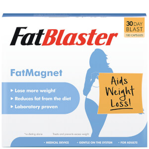 Fat Blaster 30 Day Blast - 180 Capsules