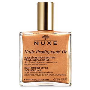 NUXE Huile Prodigieuse Golden Shimmer Multi Usage Dry Oil 100?ml