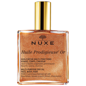 NUXE Huile Prodigieuse Golden Shimmer Multi Usage Dry Oil 100?ml
