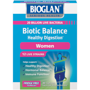 Bioglan Women's Biotic Balance Healthy Digestion - 30 Capsules