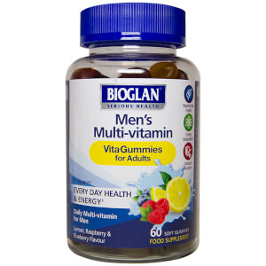 Bioglan Men's Vita Multivitamin Gummies - 60 Gummies