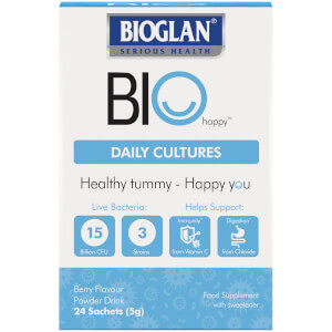 Bioglan BioHappy Daily Sachets (Pack of 24)
