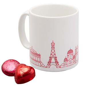 Paris Mug - White