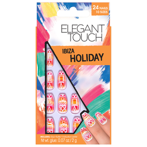 Elegant Touch Holiday Collection Nails - Ibiza