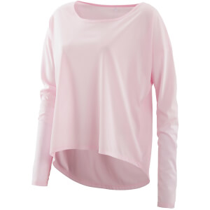 Skins Activewear Women's Pixel Long Sleeve Top - Champagne Marle