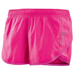 Skins Plus Women's System Run Shorts - Magenta
