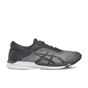 Asics Running Women's FuzeX Rush Running Shoes - Mid Grey/Black