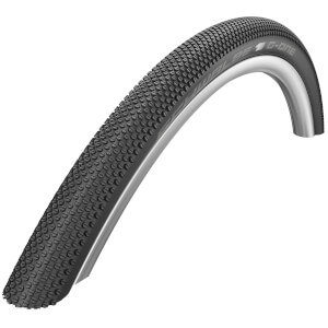Schwalbe G-One Allround Microskin Tl-Easy 折りたたみ式 クリンチャー タイヤ - 700 x 35C