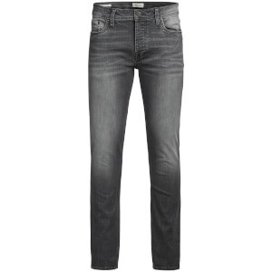Jack & Jones Men's Originals Tim Slim Fit Jeans - Grey Denim