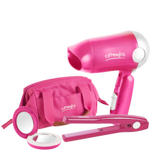 Carmen C85003 Girls Hair Care Set - Pink