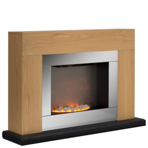 Warmlite WL45026 Shrewsbury Fireplace Suite