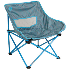 Chaise Breeze Kickback Coleman - Bleu