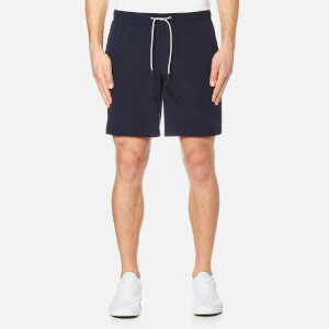 Michael Kors Men's Solid Swim Trunks - Midnight