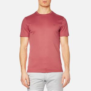 Michael Kors Men's Sleek Mk Crew Neck T-Shirt - Nantucket Red