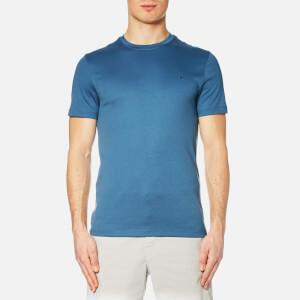 Michael Kors Men's Sleek Mk Crew Neck T-Shirt - Shadow Blue