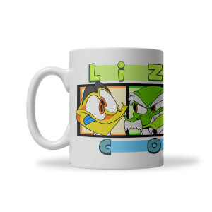 Lizard Cops Mug