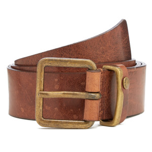Ted Baker Men's Katchup Casual Leather Belt - Tan