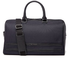 Ted Baker Men's Tanclan Nylon Holdall - Navy