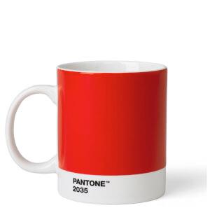 Pantone Mug - Red 2035