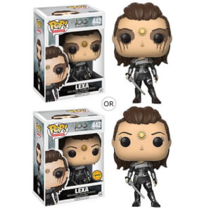 The 100 Lexa Pop! Vinyl Figur
