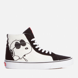 Vans X Peanuts Men's Sk8 Hi Reissue Trainers - Joe Cool/Black