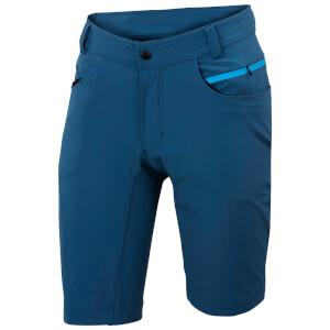 Sportful Giara Over Shorts - Blue