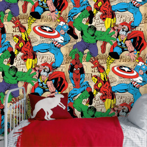 Marvel Comics Superheroes Wallpaper