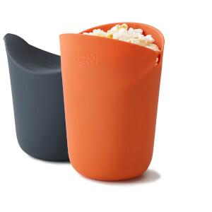 Joseph Joseph M-Cuisine Single Portion Popcorn Makers - Set of 2