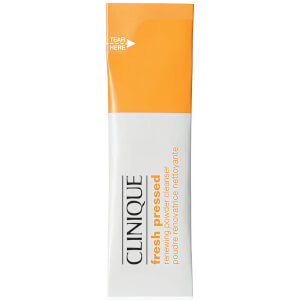 Clinique Fresh Pressed™ Renewing Powder Cleanser with Pure Vitamin C - polvere ultra-fine con pura vitamina C