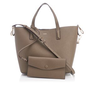 DKNY Women's Bryant Park Bucket Bag - Utility