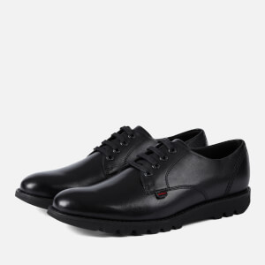 Kickers Men's Kibson Lace Up Shoes - Black