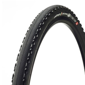 Challenge Grinder 260 TPI Clincher Gravel Tyre - Black/Tan - 700c x 36mm