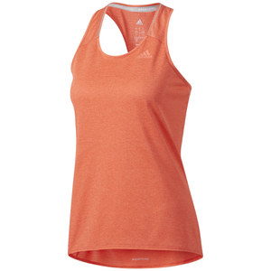 adidas Women's Supernova Running Tank Top - Easy Coral