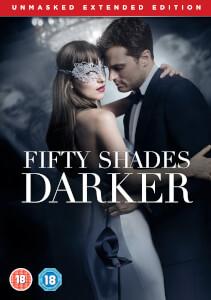 Fifty Shades Darker - Unmasked Edition