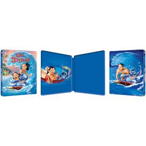 Lilo & Stitch - Steelbook Ed. Lenticular Exclusivo de Zavvi (Edición UK): Image 3