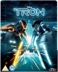 Tron Legacy - Zavvi Exclusive Lenticular Edition Steelbook