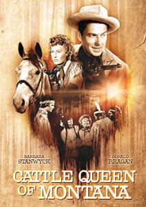Cattle Queen of Montana (1952)