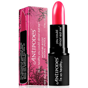 Antipodes Lipstick 4g - Dragon Fruit Pink
