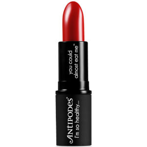 Antipodes Lipstick 4g - Ruby Bay Rouge