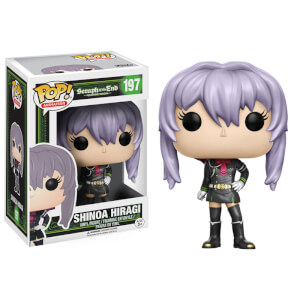 Seraph of the End Shinoa Funko Pop! Vinyl