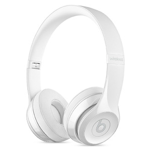 Casque Sans Fil Beats by Dr. Dre Solo 3 -Blanc Brillant