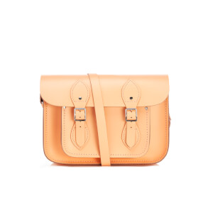 The Cambridge Satchel Company Women's 11 Inch Classic Satchel - Peony Peach