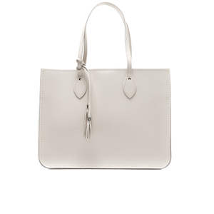 The Cambridge Satchel Company Women's Tassel Tote Bag - Clay