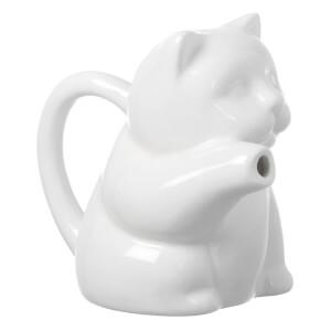 Parlane 'Meeow' Porcelain Milk Jug - White (12cm)