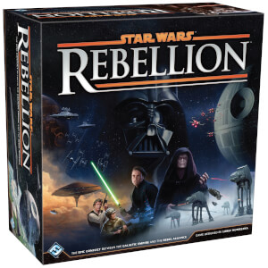 Jeu Star Wars: Rebellion