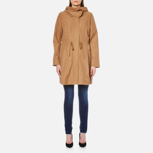 BOSS Orange Women's Okeyra Coat - Light/Pastel Brown
