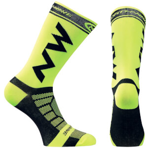 Northwave Extreme Light Pro Socks - Yellow/Black