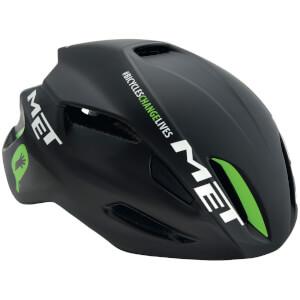 Met Manta Aero Road Helmet - Team Dimension Data 2017