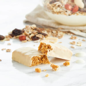 Muesli Bar High-Protein Healthy Snack