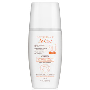 Avène MINERAL Ultra-light Hydrating Sunscreen Lotion SPF 50+ (1.6 fl.oz)